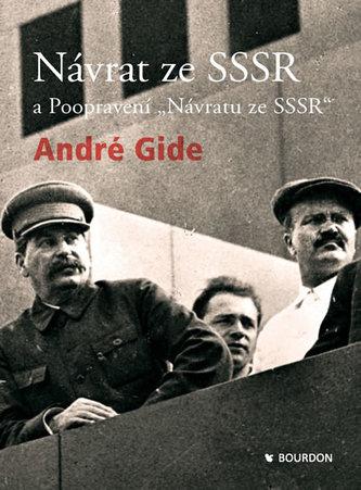 Návrat ze SSSR - André Gide