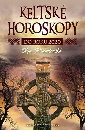 Tajemné keltské horoskopy do roku 2020 - Krumlovská Olga