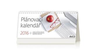 Plánovací kalendář 2016 - stolní kalendář