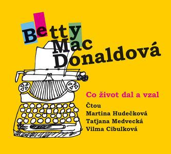 Co život dal a vzal - Betty MacDonaldová