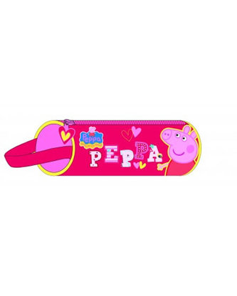 Prasátko Peppa - Penál s puzzlemi - neuveden