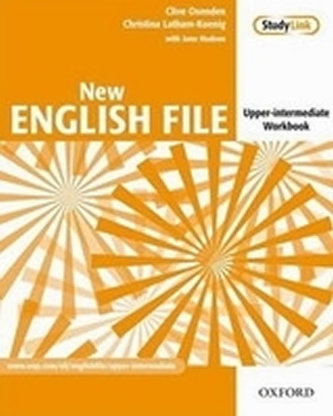 New English File Upper Intermediate Workbook - Oxenden Clive, Latham-Koenig Christina,