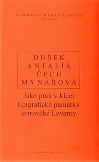 Jako pták v kleci - Jana Mynářová