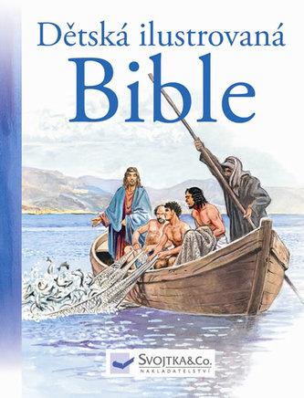 Dětská ilustrovaná bible - neuveden