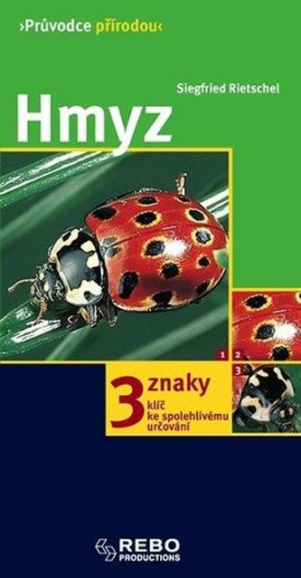 Hmyz Průvodce přírodou - Siegfried Rietschel