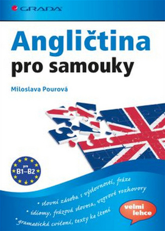 Angličtina pro samouky - Pourová Miloslava