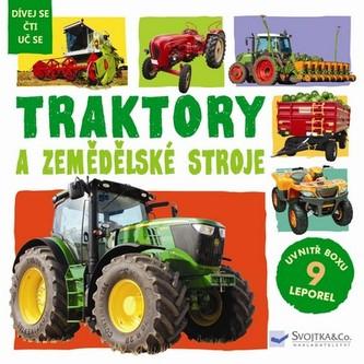 Traktory a zemědělské stroje