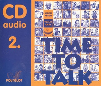 Time to Talk 2. - CD Audio - Tomáš Gráf