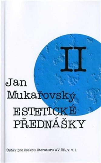 Estetické přednášky II. - Milan Jankovič