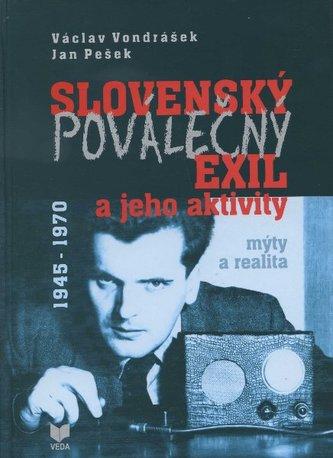 Slovenský poválečný exil a jeho aktivity 1945 - 1970 - Jan Pešek