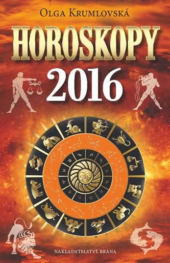 Horoskopy 2016 - Krumlovská Olga
