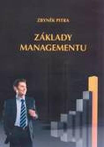 Základy managementu - Pitra, Zbyněk