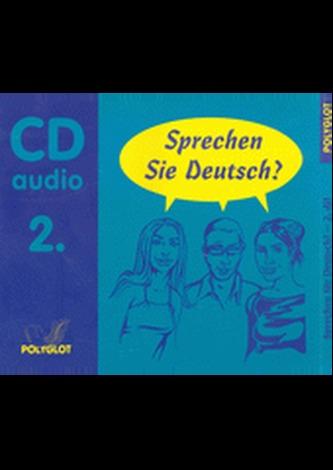 CD-Sprechen sie deutsch 2 - Kolektív autorov