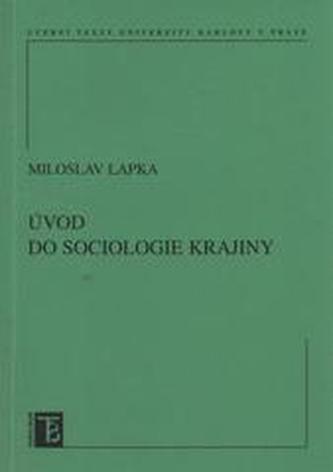 Úvod do sociologie krajiny