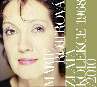 Zlatá kolekce Marie Rottrové 3CD - Rottrová Marie