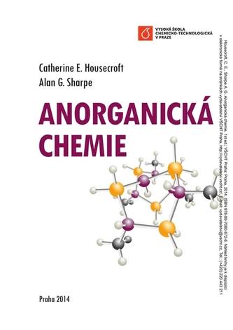 Anorganická chemie - Alan G. Sharpe