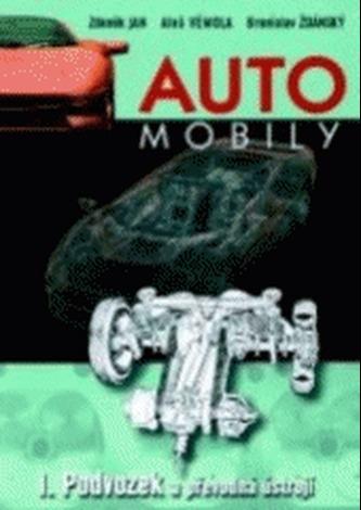Automobily 1 podvozek a převodná ústrojí - Říha, Jaromír