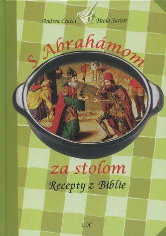 S Abrahámom za stolom - Paolo Sartor
