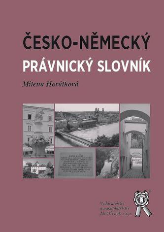 Česko-německý právnický slovník