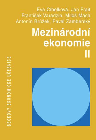 Mezinárodní ekonomie II - Jan Frait