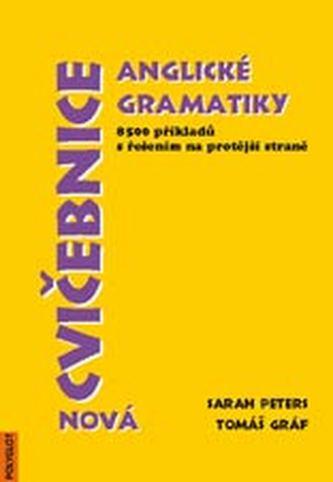 Nová cvičebnice anglické gramatiky - Tomáš Gráf