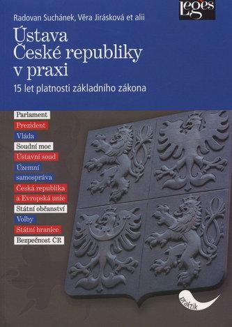 Ústava České republiky v praxi - Věra Jirásková