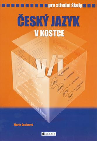 Český jazyk v kostce pro střední školy