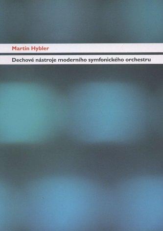 Dechové nástroje moderního symfonického orchestru