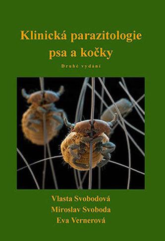 Klinická parazitologie psa a kočky - Miroslav Svoboda