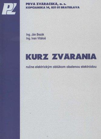Kurz zvárania ručne elektrickým oblúkom obalenou elektródou - Ivan Vitáloš
