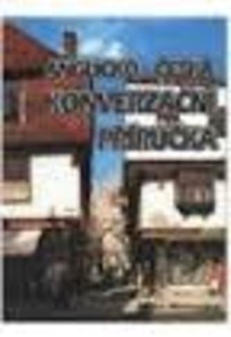 Anglicko-česká konverzační příručka - Morkesová, Eliška