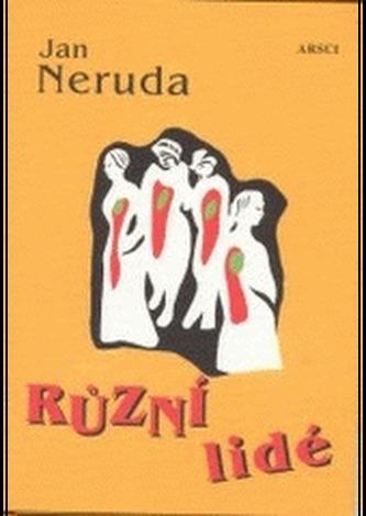 Různí lidé 15.vydání - Neruda, Jan