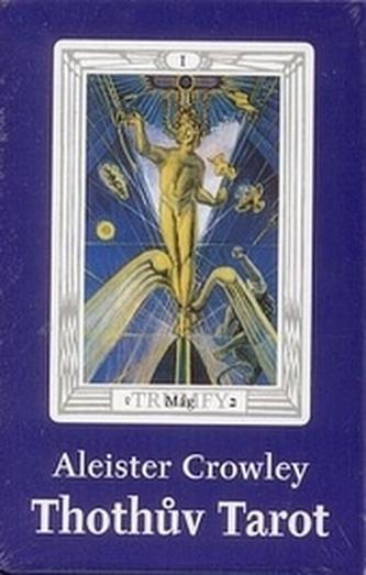 Thothův Tarot - malý - Crowley, Aleister