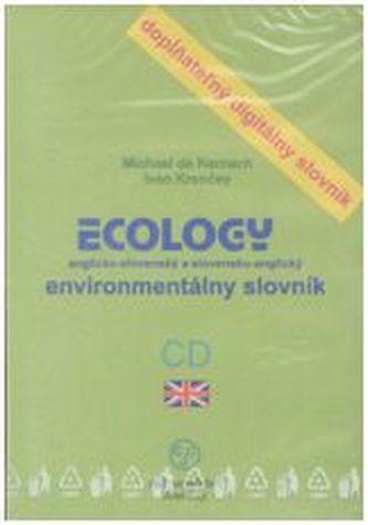 CD-ROM Anglicko-slovenský a slovensko-anglický prekladateľský slovník ekológia - Krenčey, Ivan