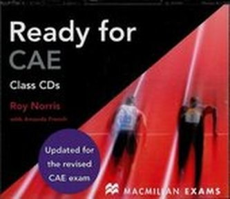 New Ready for CAE (C1) CD (3) - Norris, Roy