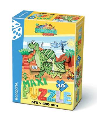 Puzzle MAXI 30 Prehistoric JUNIOR I. - neuveden