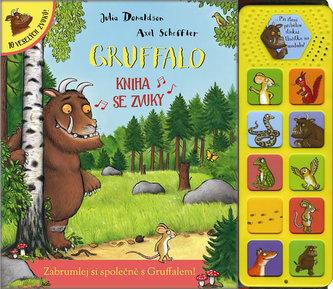 Gruffalo - kniha se zvuky - Donaldson Julia