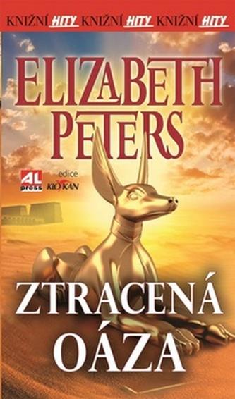 Ztracená oáza - Elizabeth Peters