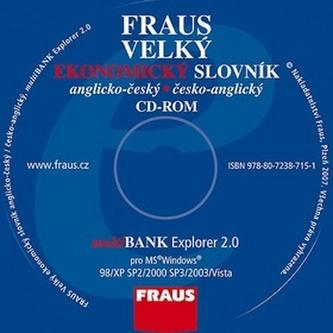 Fraus Velký ekonomický slovník A-Č/Č-A CD-ROM - Kolektiv autorů