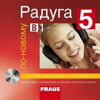 Raduga po-novomu 5 CD česká verze - Jelínek, Stanislav; kolektív autorov