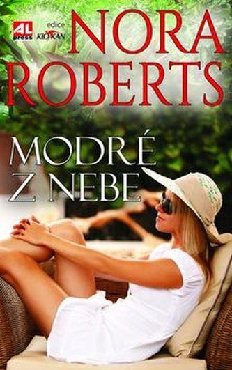 Modré z nebe - Nora Robertsová
