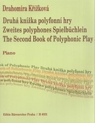 2. knížka polyfonní hry - Křížková, Drahomíra