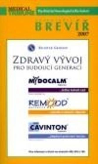 Pharmindex Brevíř 2007 - Psychiatrie - Kolektív autorov