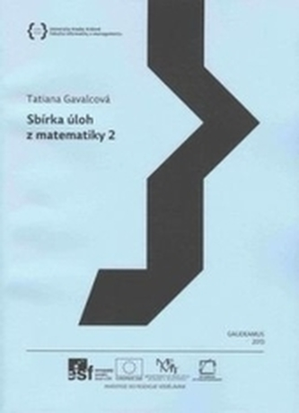 Sbírka úloh z matematiky 2 - Gavalcová, Tatiana