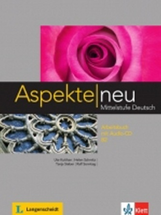 Aspekte neu B2 Arbeitsbuch + CD