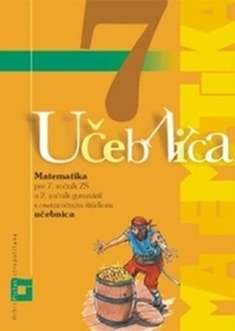 Matematika pre 7. ročník ZŠ - učebnica - Bero, Peter; Berová, Zuzana