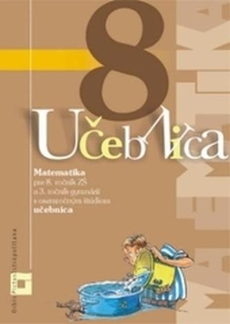 Matematika pre 8. ročínk ZŠ - učebnica - Bero, Peter; Berová, Zuzana