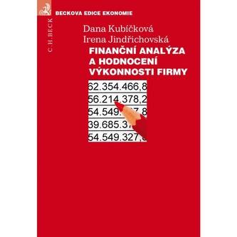 Finanční analýza a hodnocení výkonnosti firem