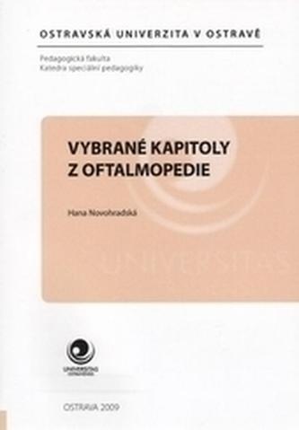 Vybrané kapitoly z oftalmopedie - Novohradská, Hana