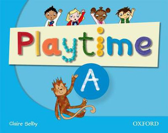 Playtime A Course Book - C. Selby; S. Harmer